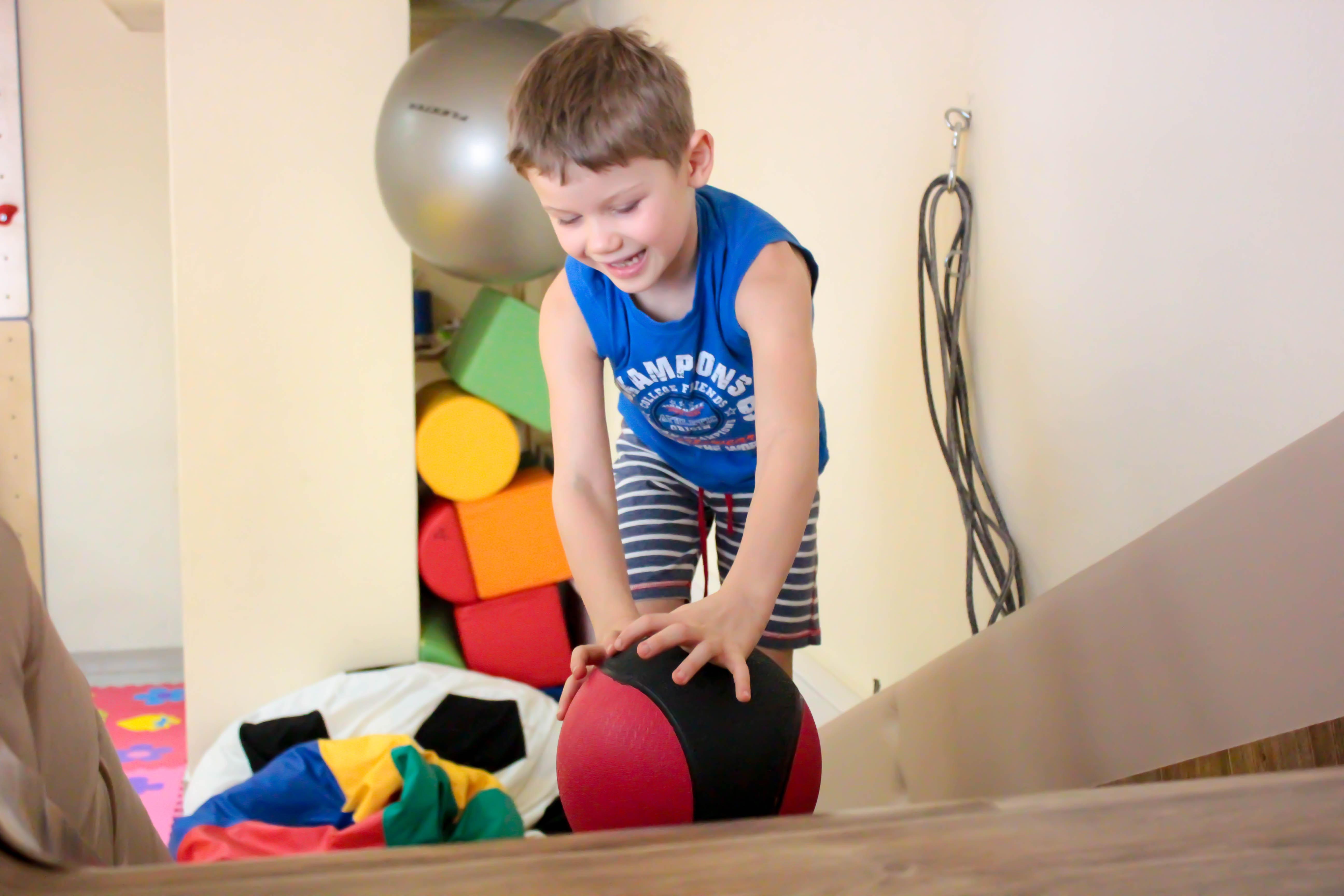 Центр для детей с аутизмом фото